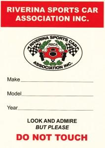 RSCA Car ID